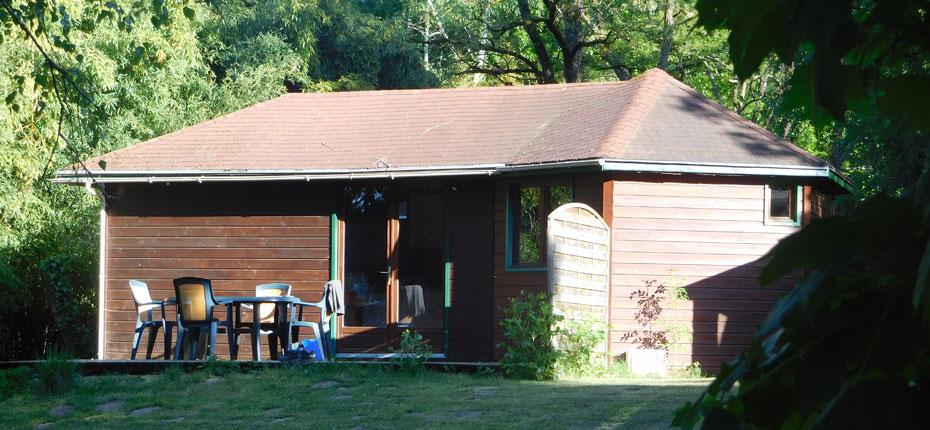 Chalet 2-4 places dans la Vallée de la Dordogne