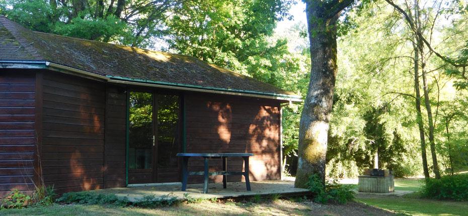 Votre chalet 2-4 places en Dordogne dans le Lot