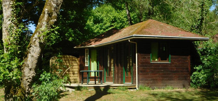 Louez votre chalet 2-4 places dans la Vallée de la Dordogne