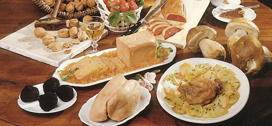 Produits du terroir Gastronomie Périgourdine