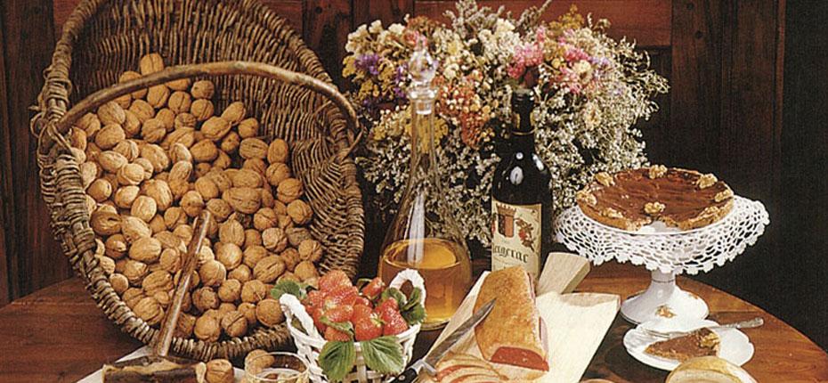 Les produits du terroir avec la gastronomie Périgourdine