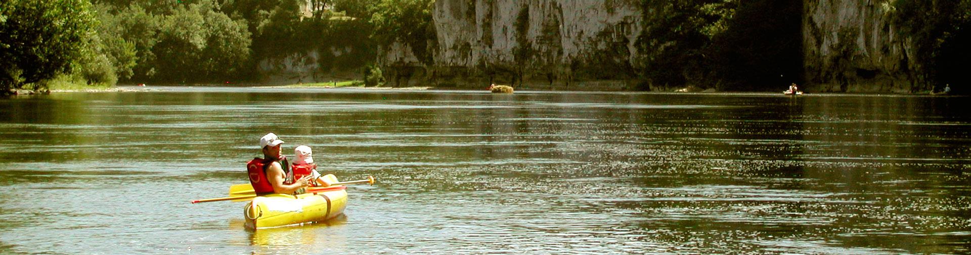 Profitez de votre séjour en Dordogne pour faire du canoë